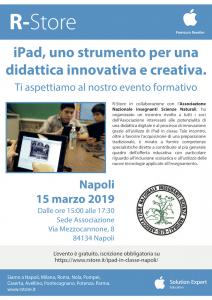 Locandina_Apple AssociazioneScienze